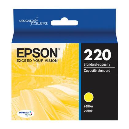 Epson T220420 Original Yellow Ink Cartridge