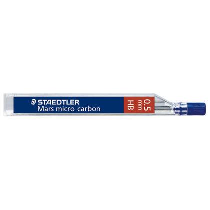 Staedtler@ Mars@ Micro Lead Refillï¼?2 Tub/Box - HB, 0.5mm 243493