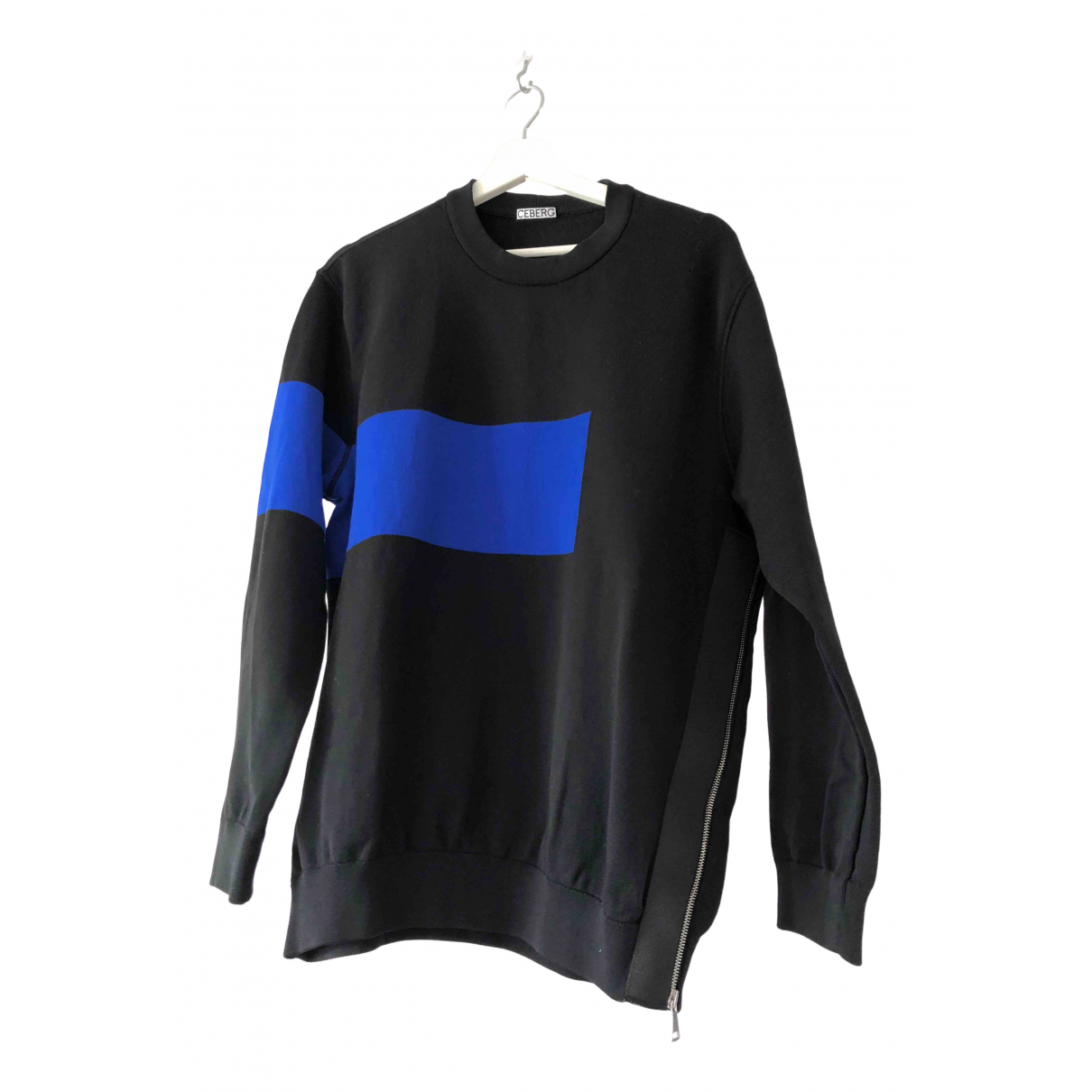 Iceberg \N Black Knitwear & Sweatshirts for Men 4 0 - 6
