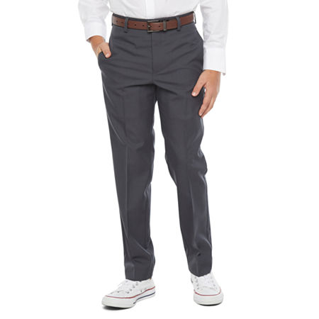 Collection By Michael Strahan Little & Big Suit Pants, 8 , Gray