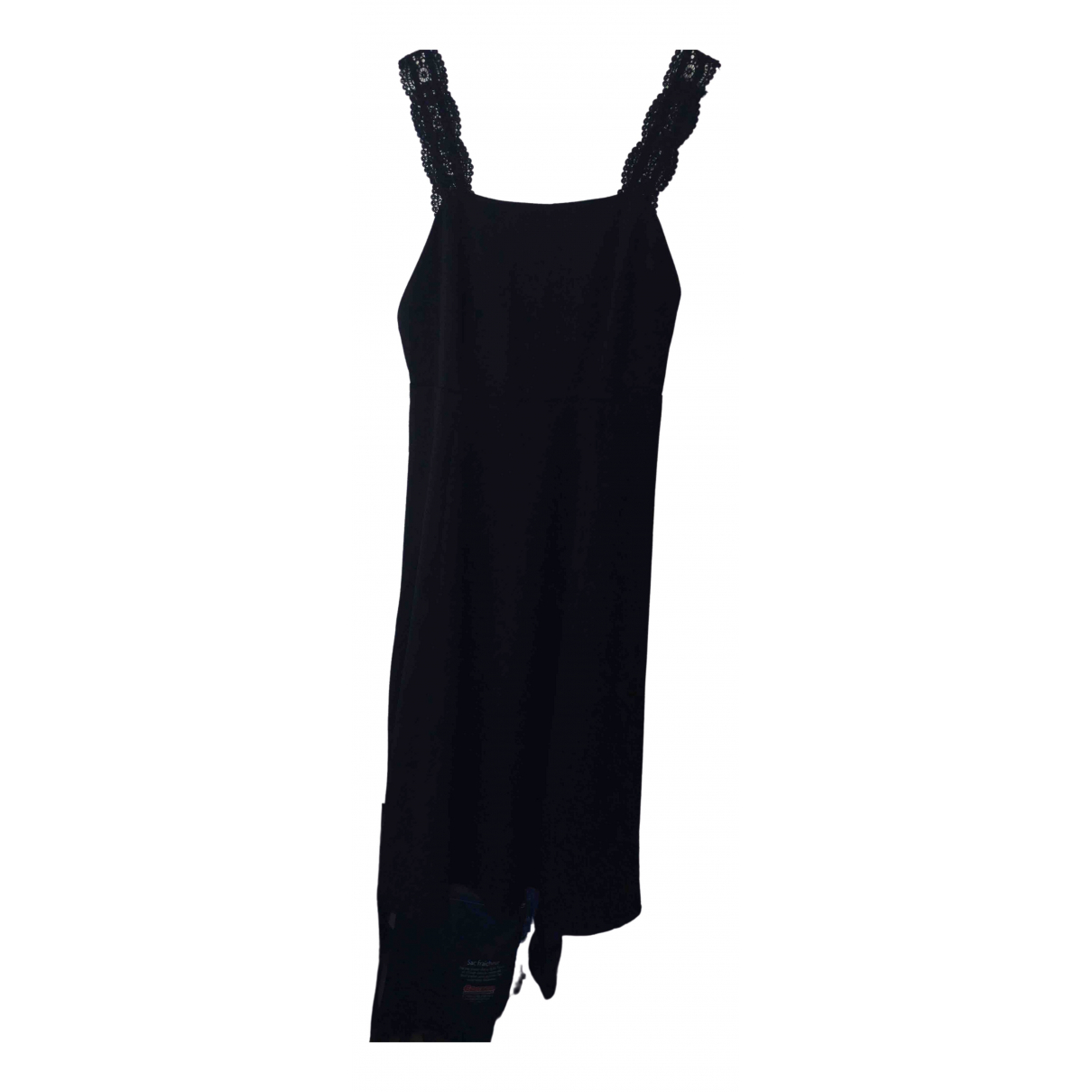 Sézane Spring Summer 2020 Black dress for Women 38 FR