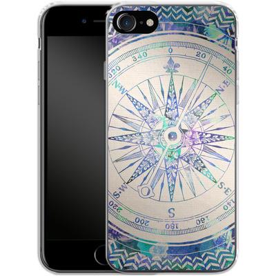 Apple iPhone 8 Silikon Handyhuelle - Follow Your Own Path von Bianca Green