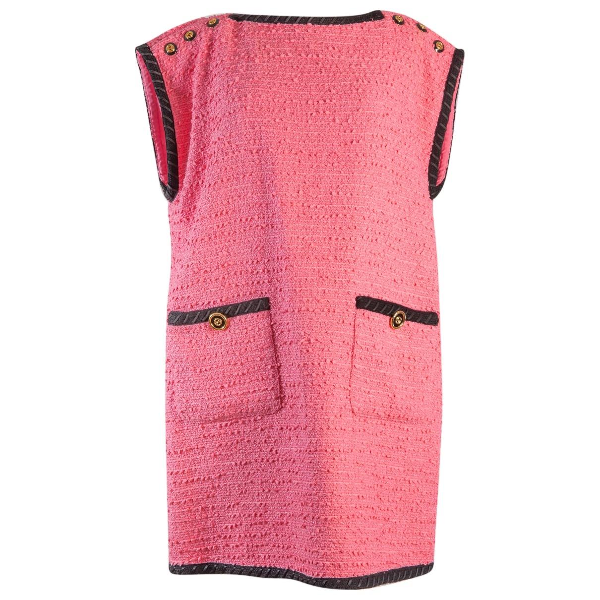 Gucci - Robe   pour femme en coton - rose