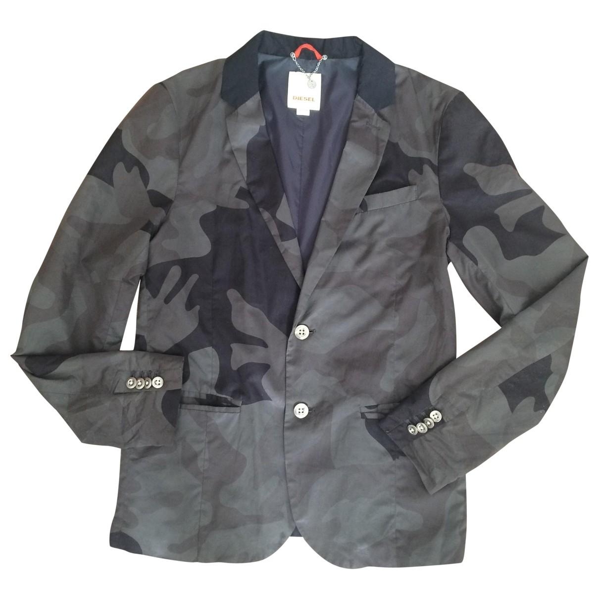 Diesel - Vestes.Blousons   pour homme - multicolore