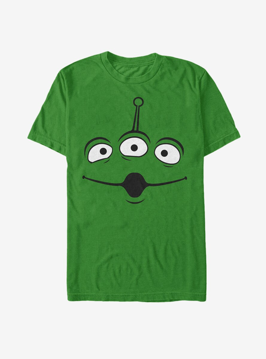 Disney Pixar Toy Story Squeeze Alien Costume Tee T-Shirt
