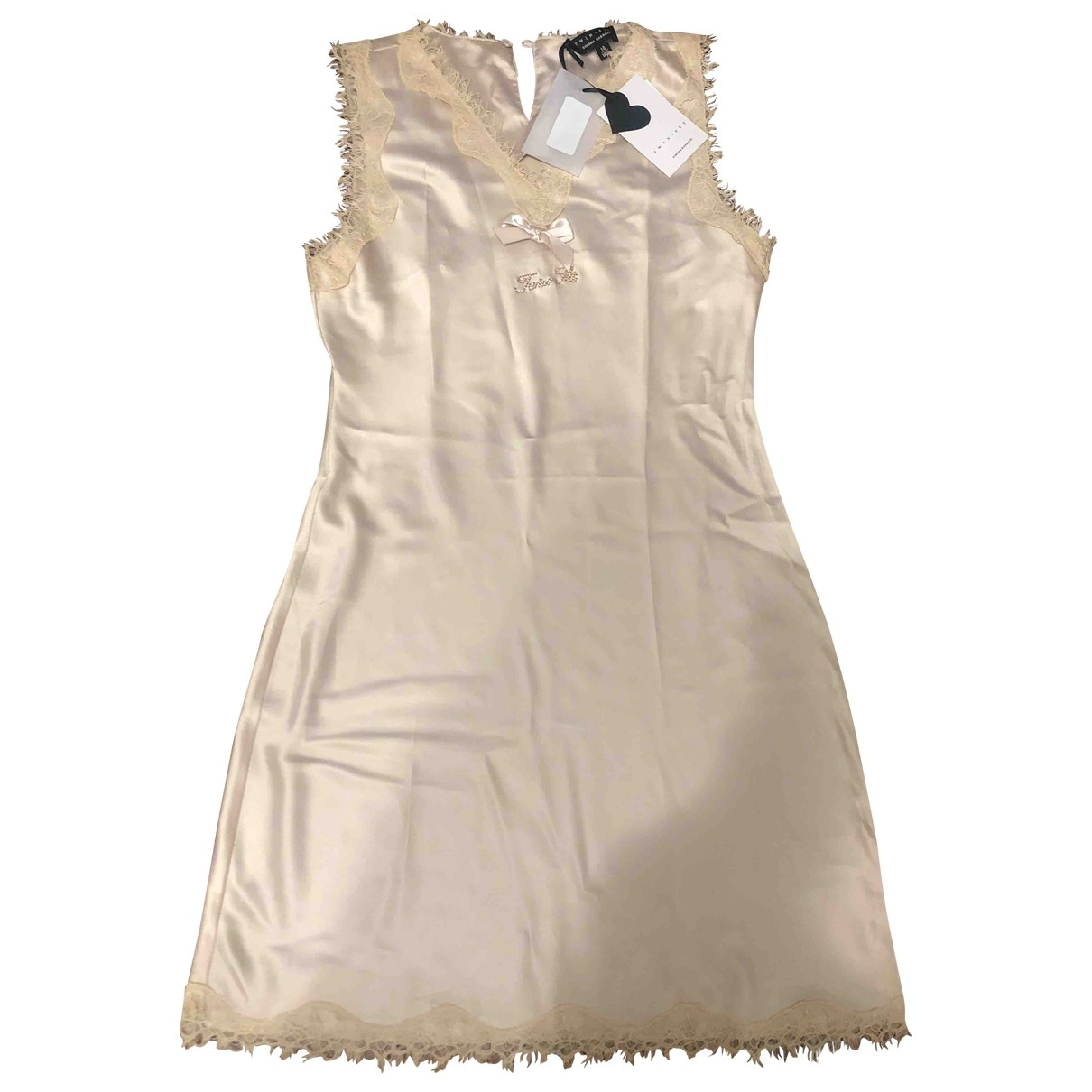 Twin Set \N Beige dress for Kids 14 years - S UK