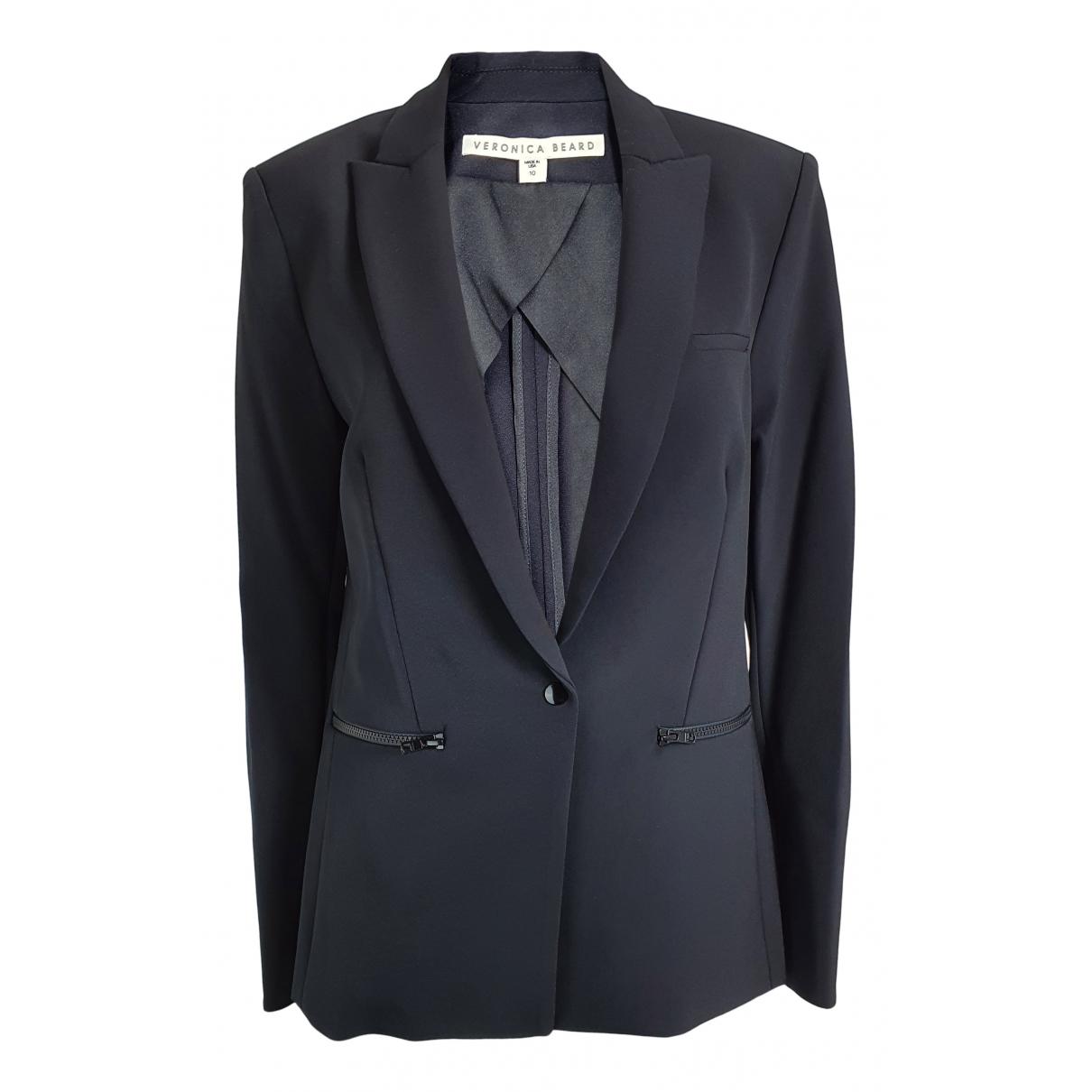 Veronica Beard \N Black jacket for Women 10 US