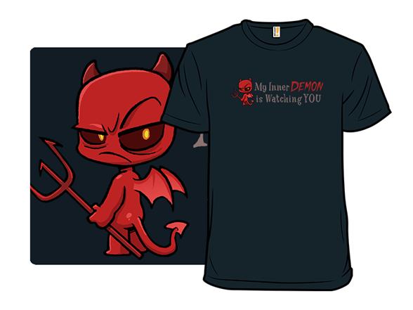 Demonic T Shirt