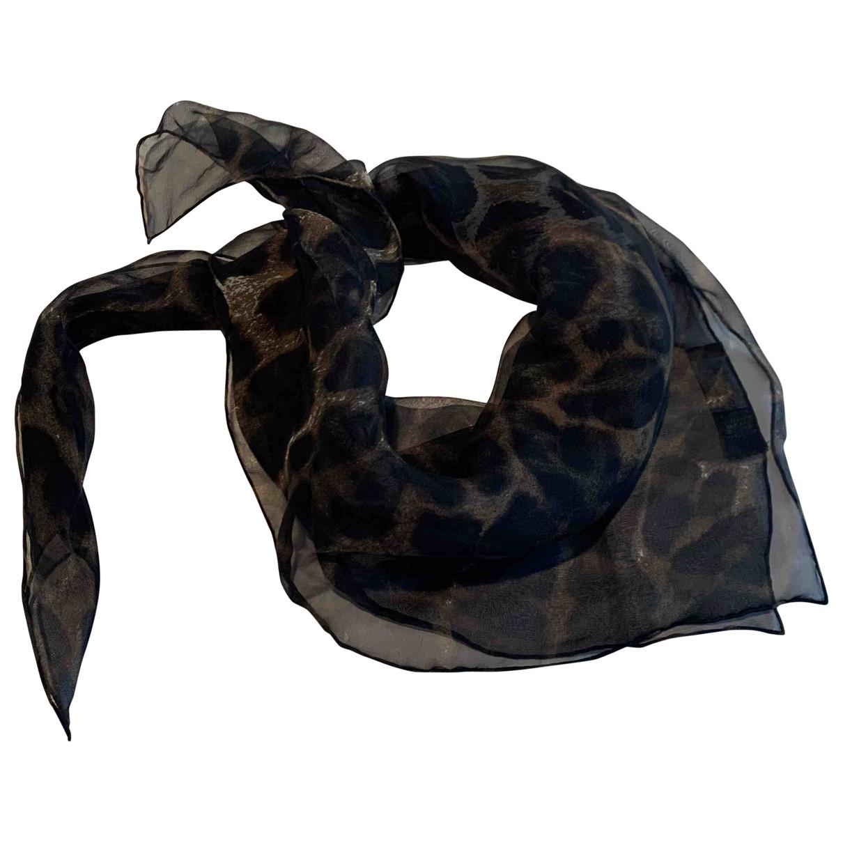 Cuello de Seda Yves Saint Laurent
