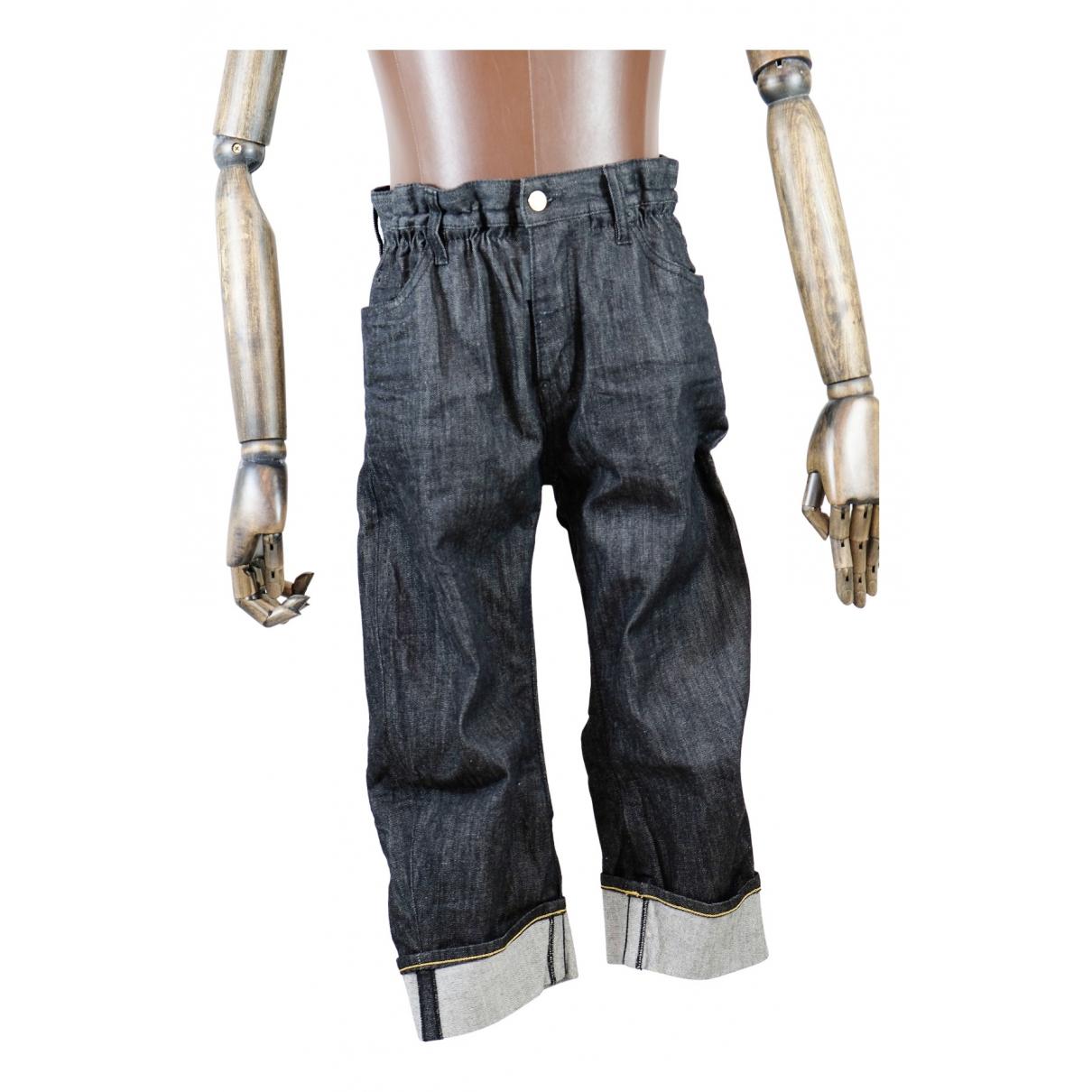 Dsquared2 N Blue Cotton - elasthane Jeans for Men 44 FR