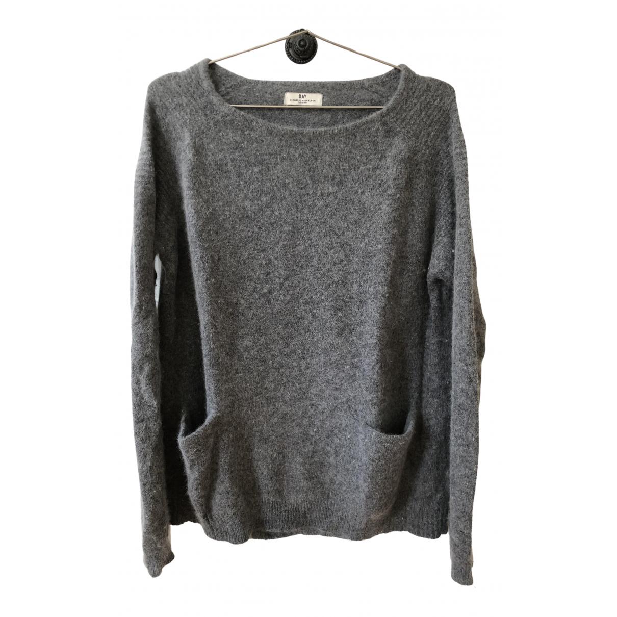 Day Birger & Mikkelsen N Grey Wool Knitwear for Women S International