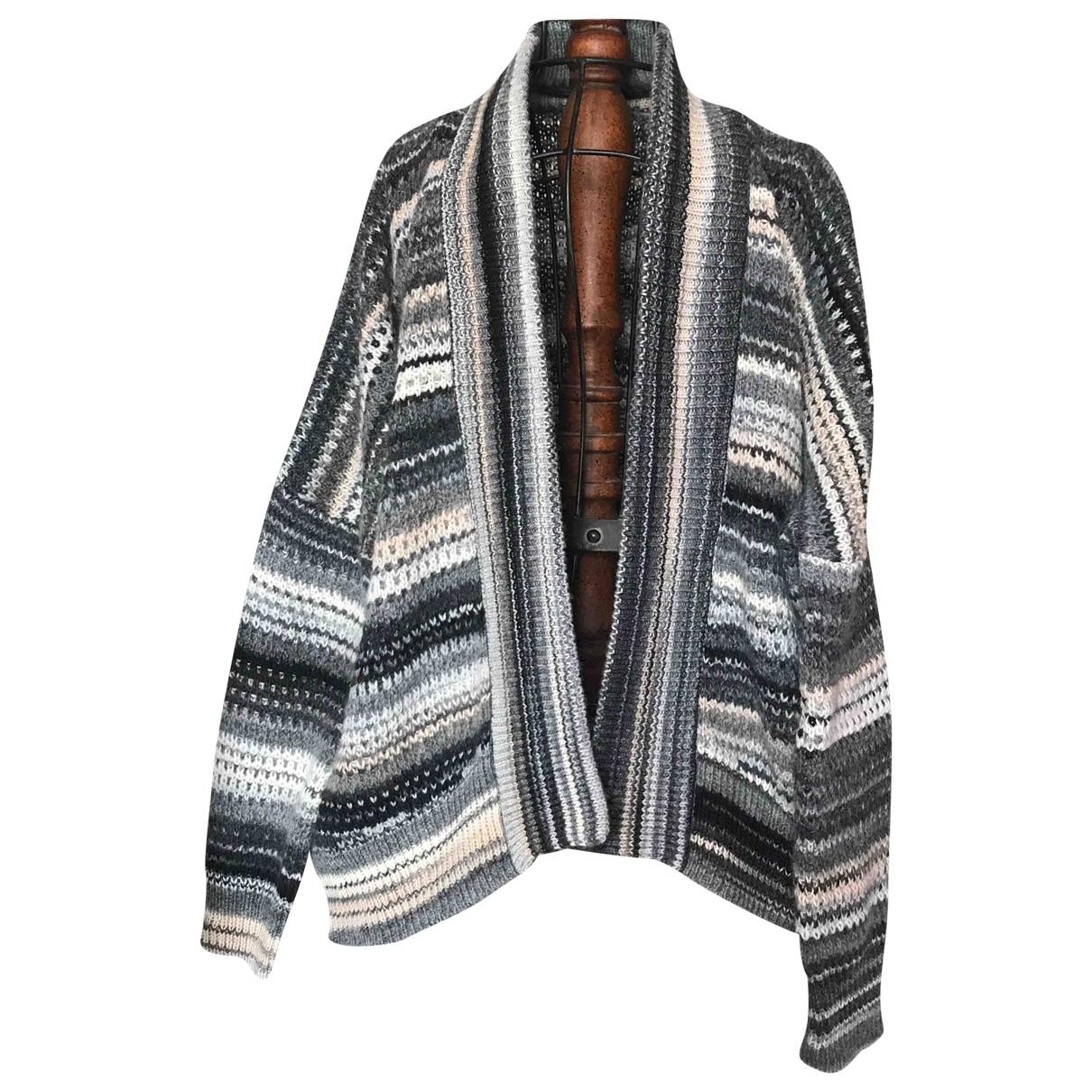 Zadig & Voltaire Fall Winter 2019 Grey Wool Knitwear for Women S International