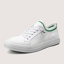 Guys Lace-up Front Sneakers