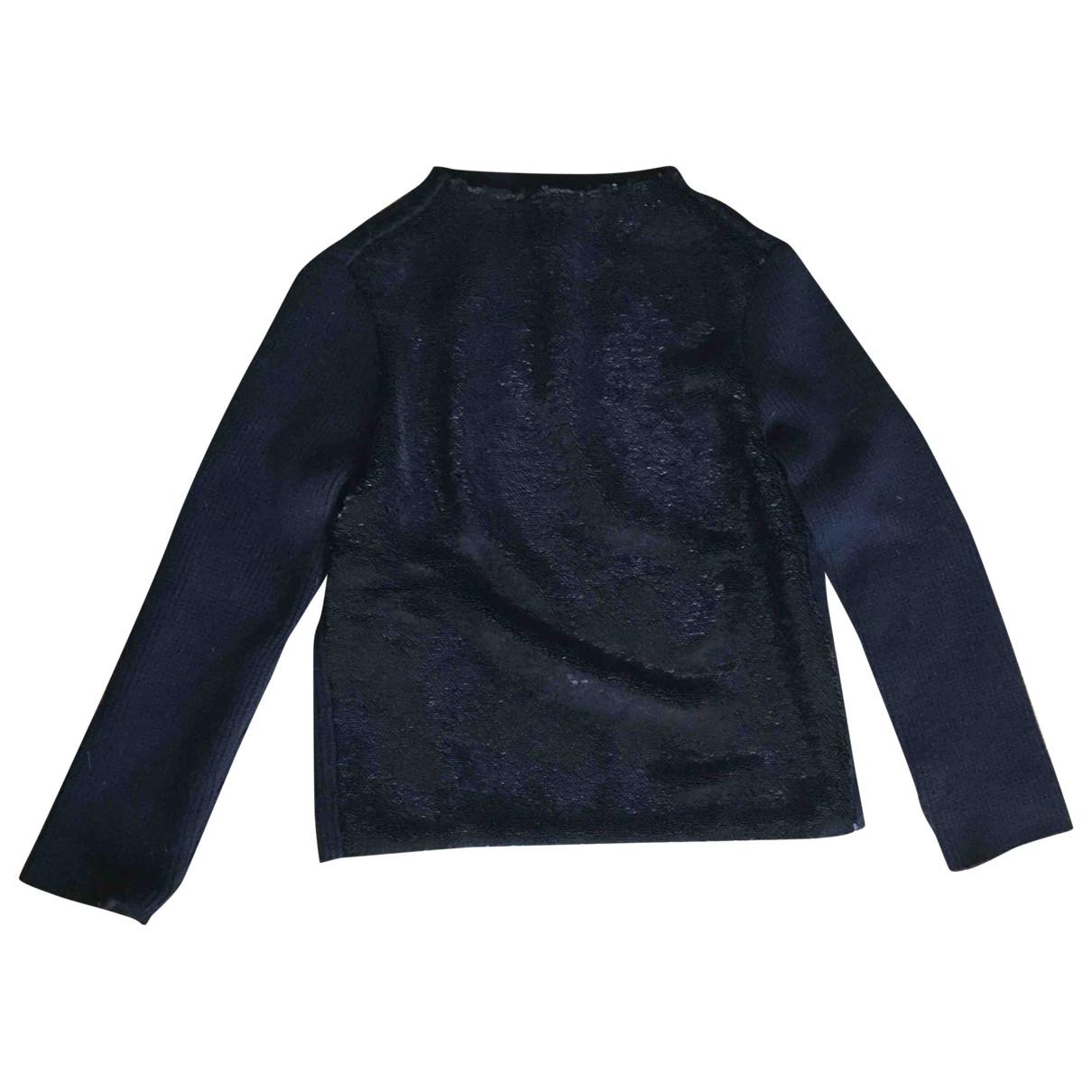 Marc Jacobs - Pull   pour femme en laine - noir