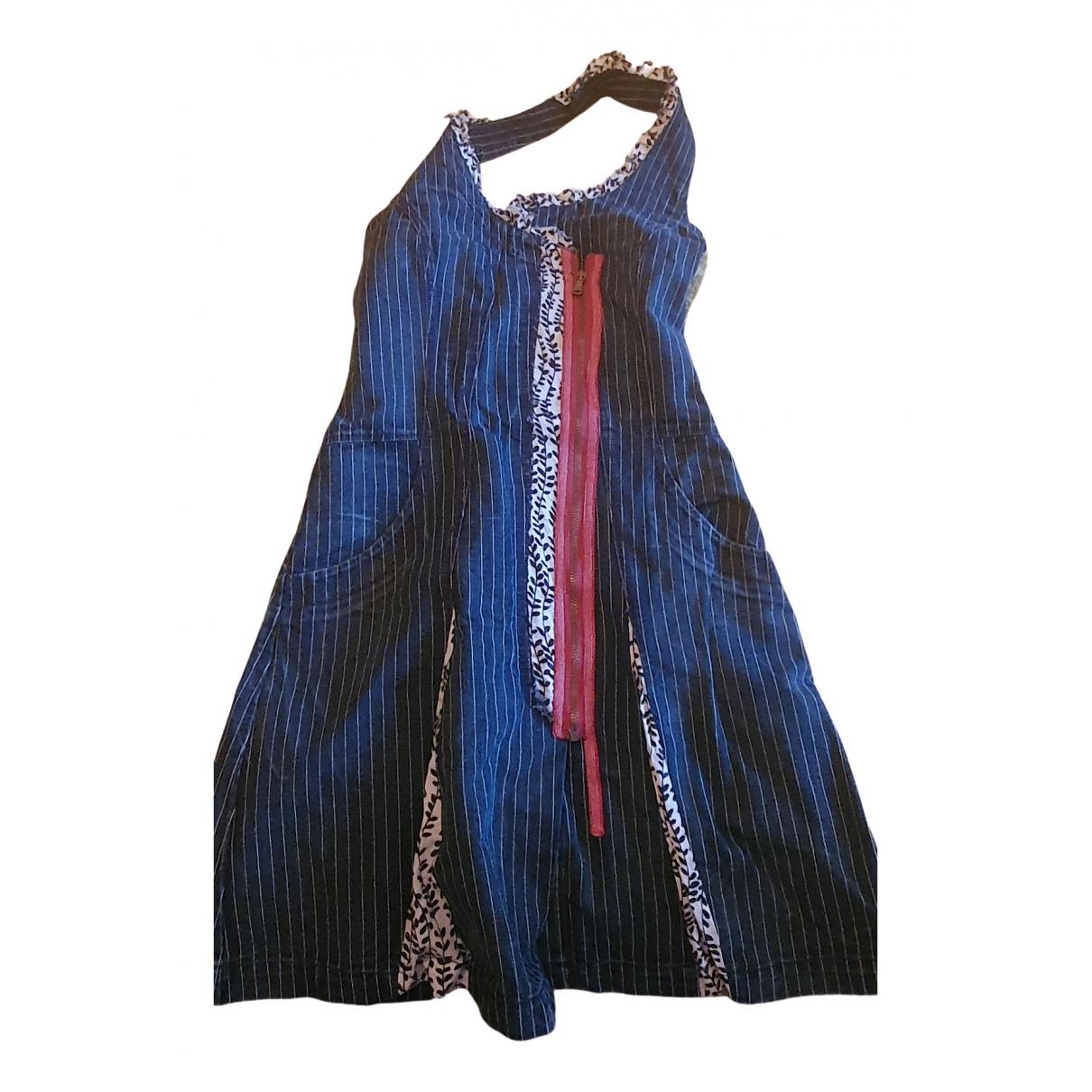 Max & Co \N Kleid in  Blau Denim - Jeans