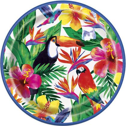 Palm Tropical Luau Round 9
