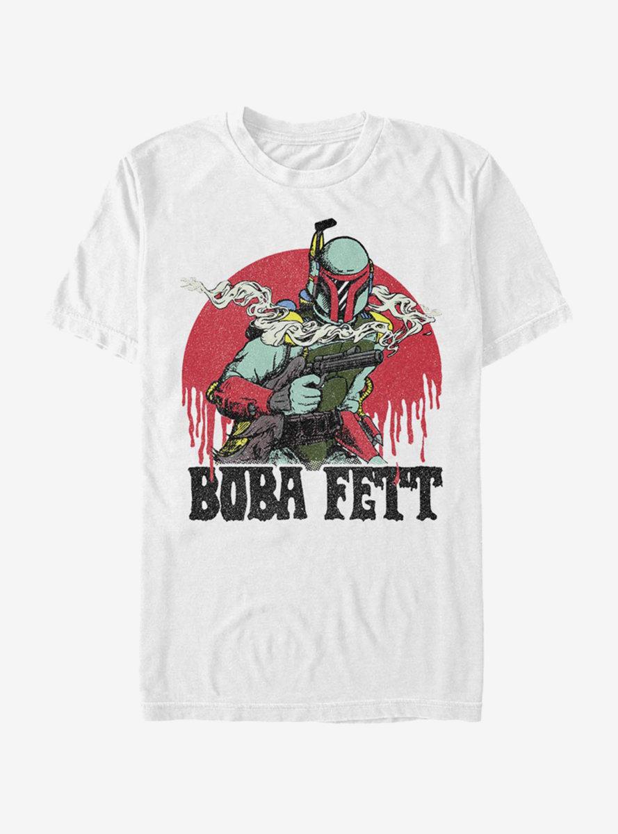 Star Wars Boba Fett First T-Shirt