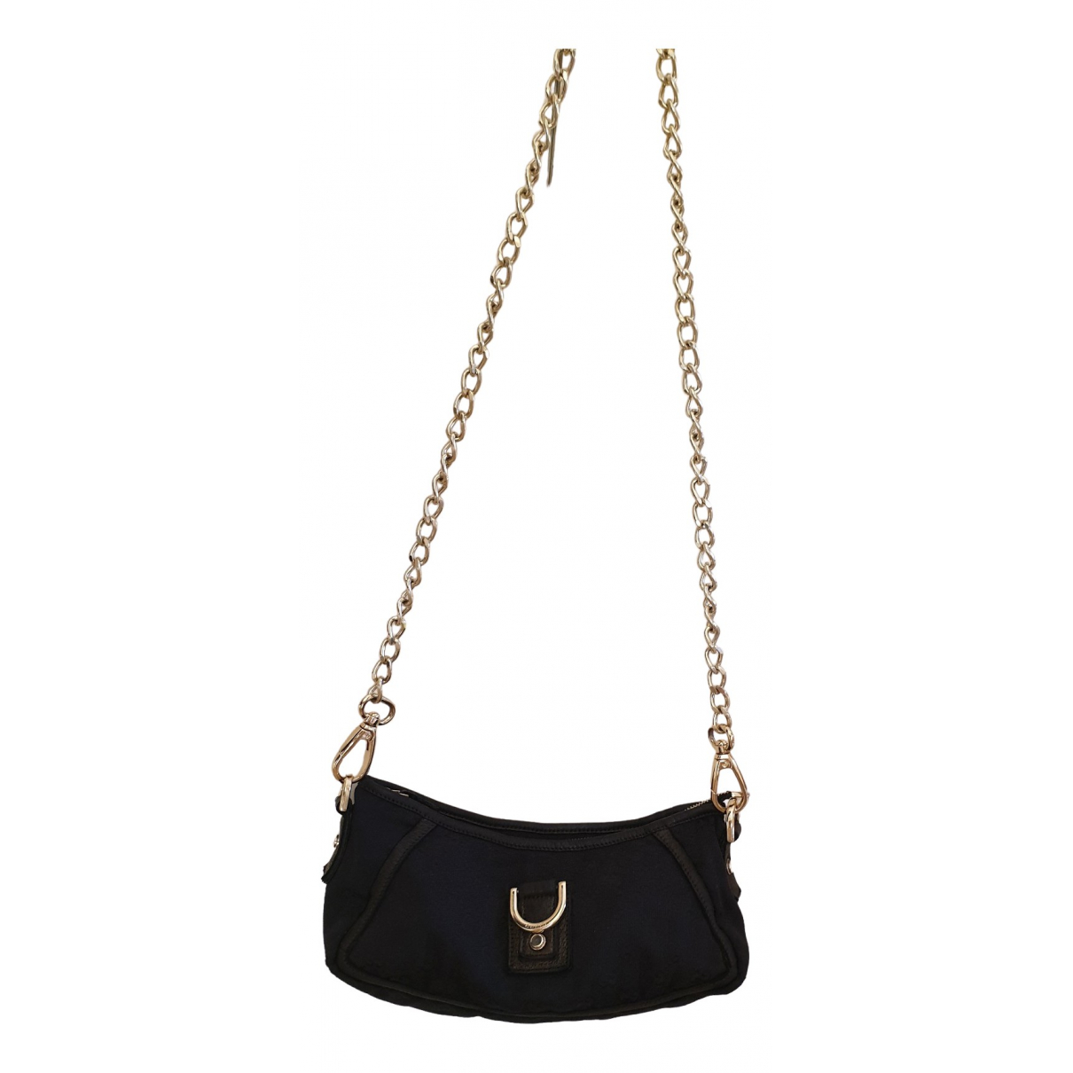 Gucci \N Black Cloth Clutch bag for Women \N