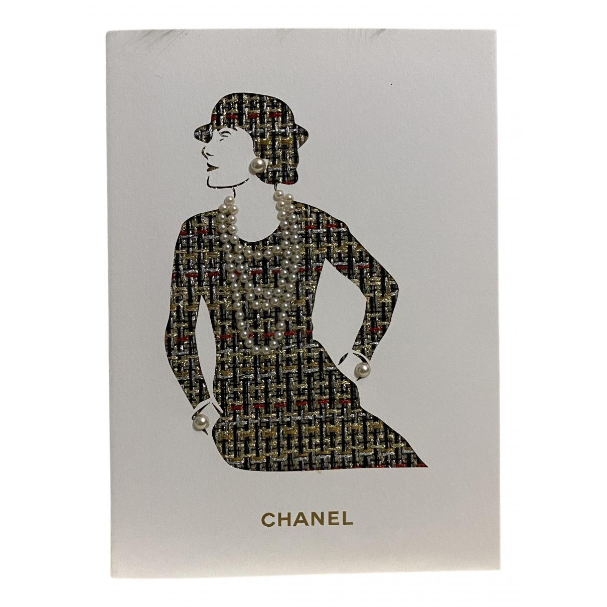 Chanel - Objets & Deco   pour lifestyle en toile - multicolore