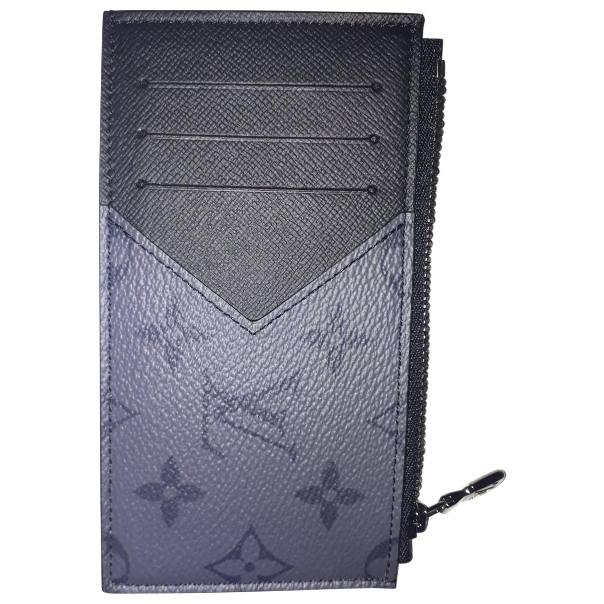 Louis Vuitton - Accessoires   pour homme en toile - noir