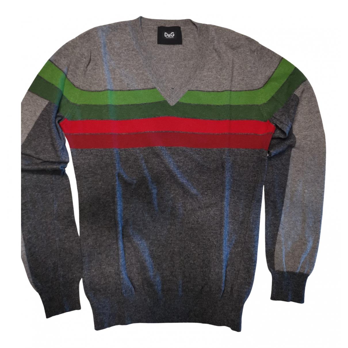 D&g - Pulls.Gilets.Sweats   pour homme en laine