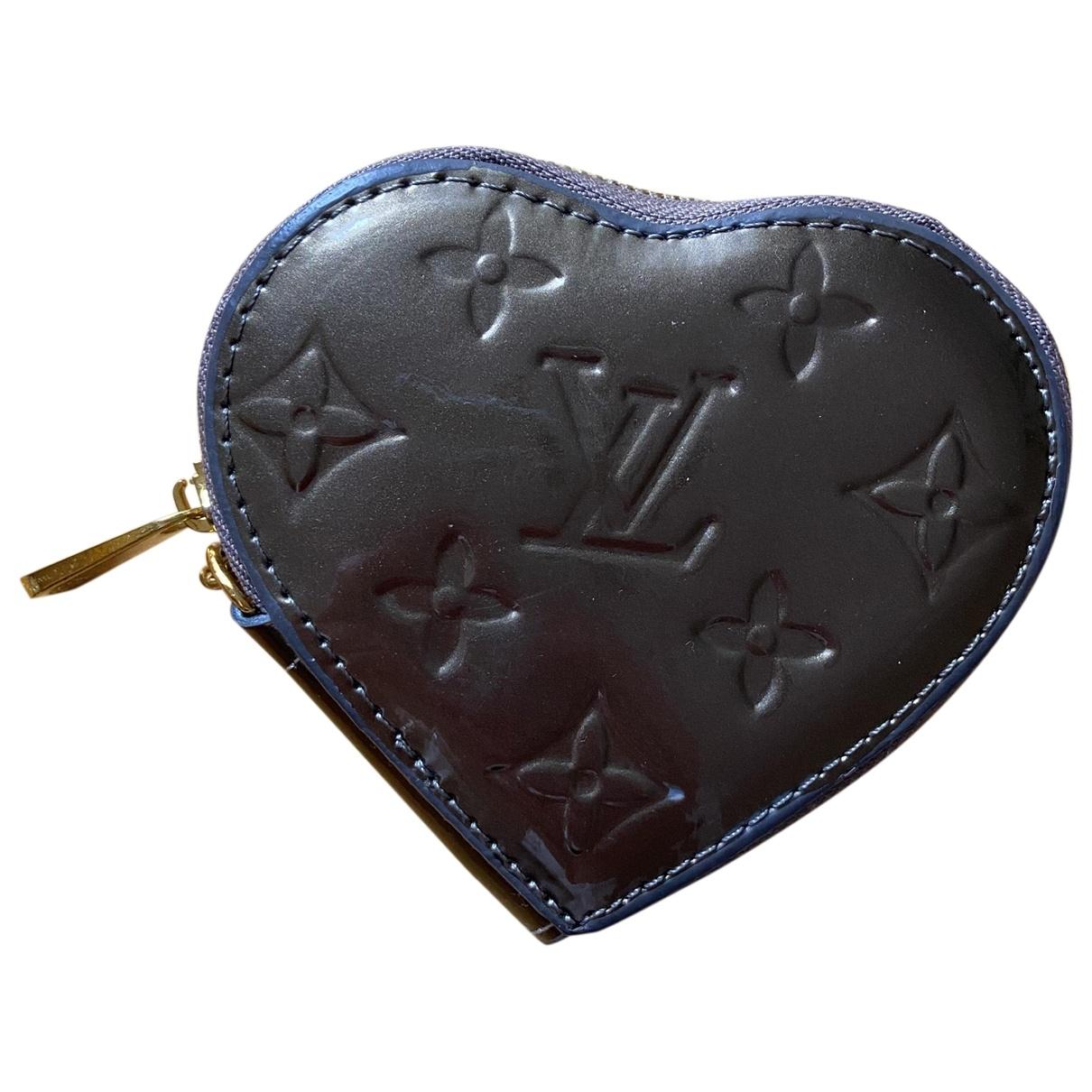 Monedero de Charol Louis Vuitton