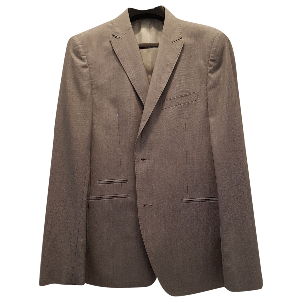 Kenzo \N Grey Wool Suits for Men 50 FR