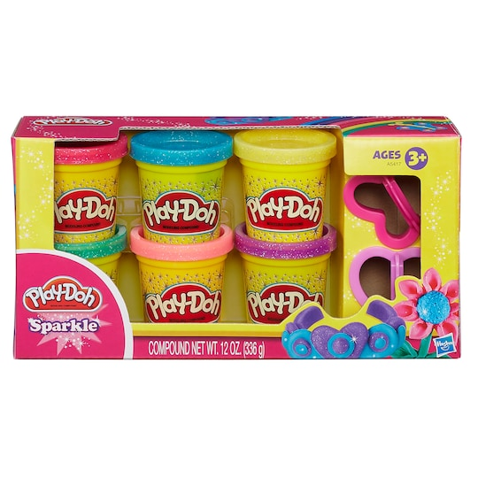 Play-Doh® Sparkle Collection | Michaels®