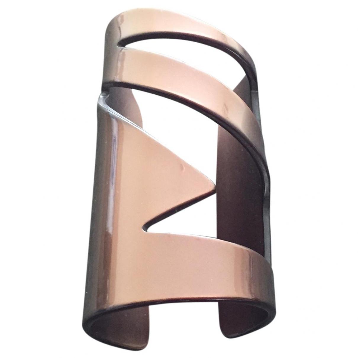 Pollini - Bracelet   pour femme - marron