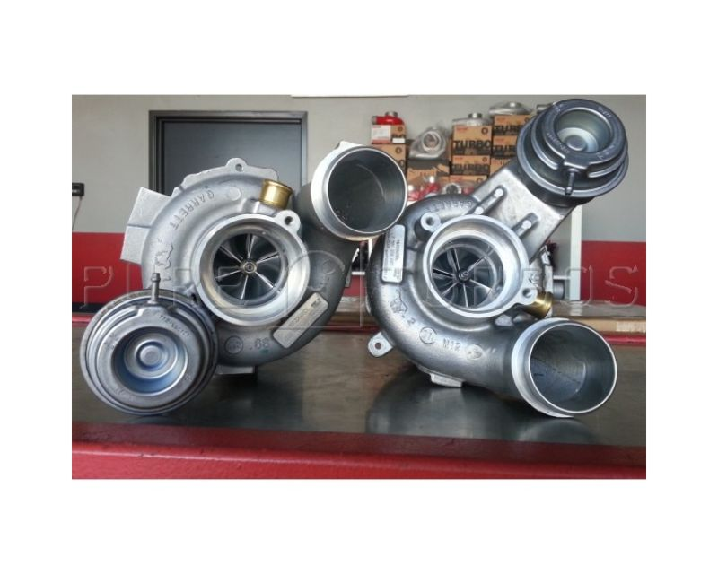 Pure Turbos PRSTG1-TRBO-BMWS63NTU PURE Upgrade Turbos Stage 1 BMW S63 X5M | X6M Non-TU
