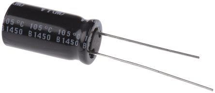 Nichicon 3300μF Electrolytic Capacitor 6.3V dc, Through Hole - UVY0J332MPD (5)