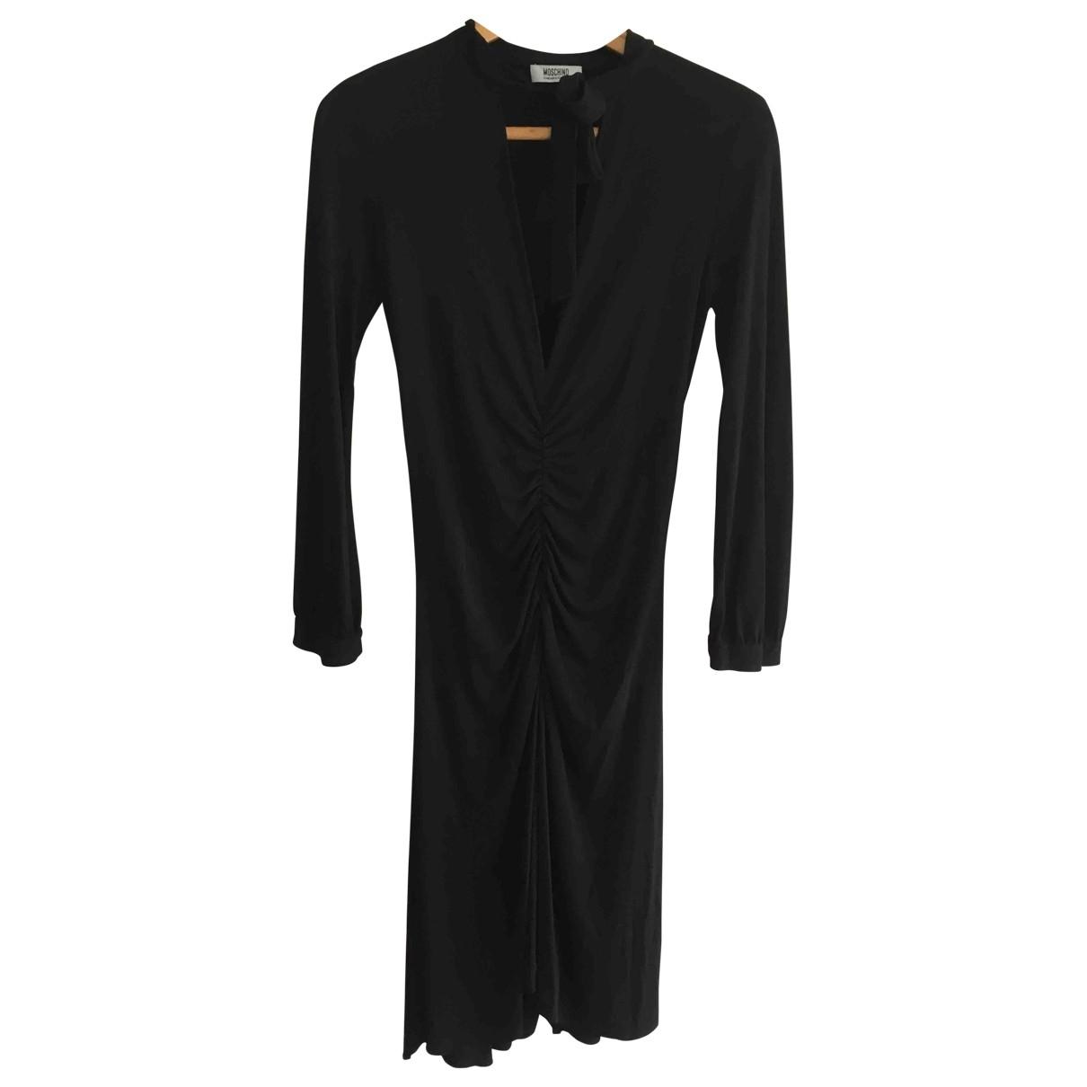 Moschino Cheap And Chic \N Black dress for Women 10 UK
