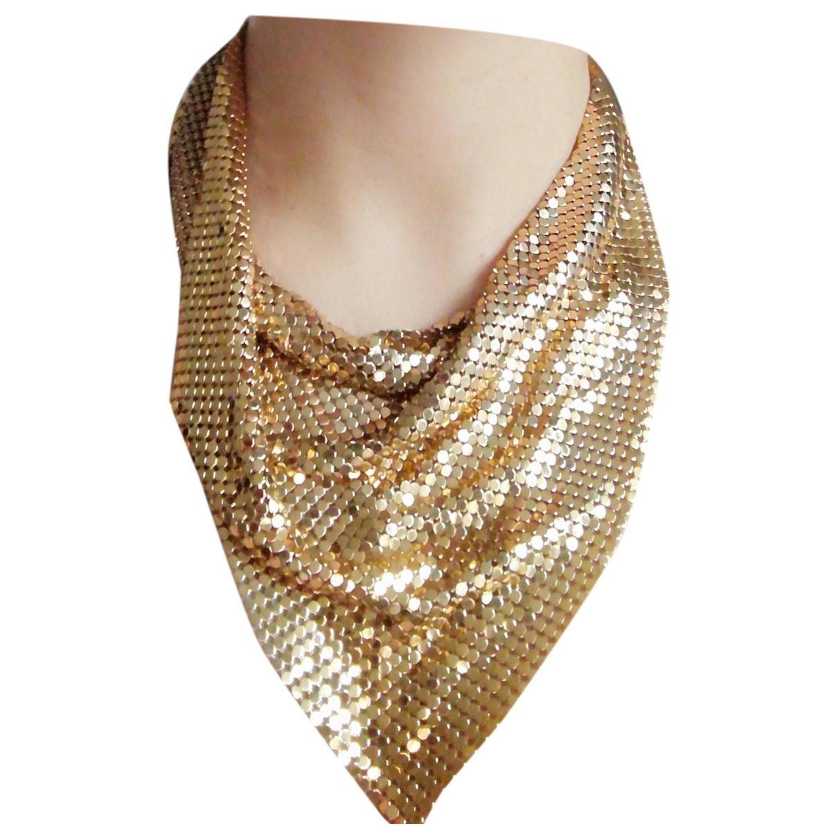 Azzaro \N Kette in  Gold Gelbgold