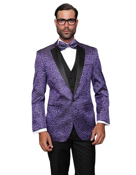Mens Dinner Jacket Tuxedo Looking Party Entertainer Blazer Sport coat