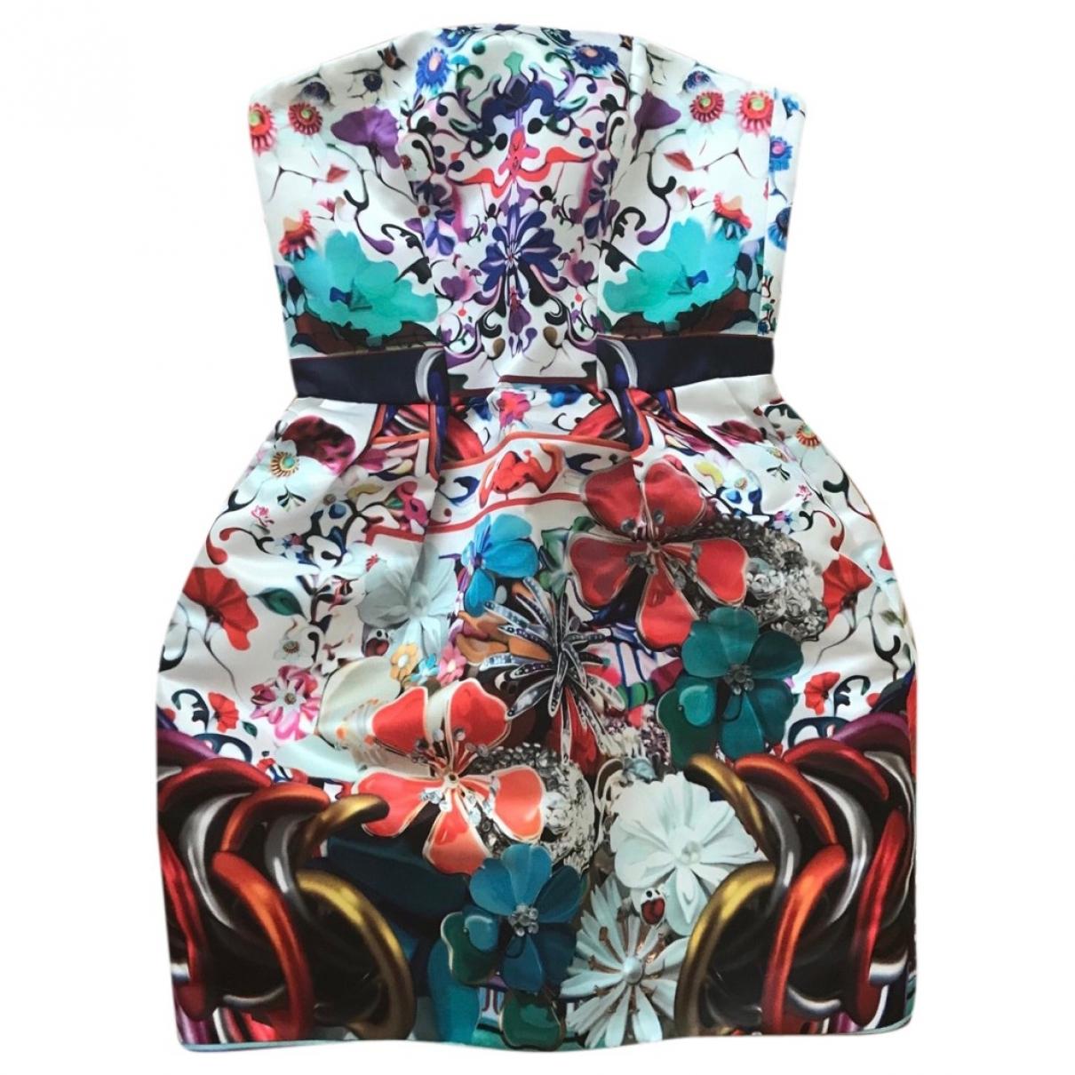 Mary Katrantzou \N Kleid in  Bunt Polyester