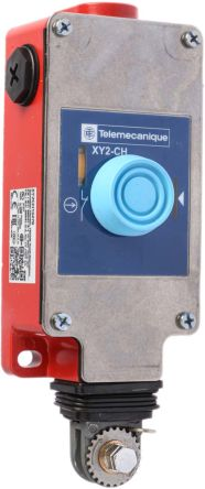 Telemecanique Sensors XY2-CH Cable Switch, Straight, 15m, 2NC
