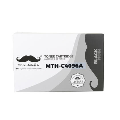 Compatible HP 96A C4096A cartouche de toner noire - Moustache®