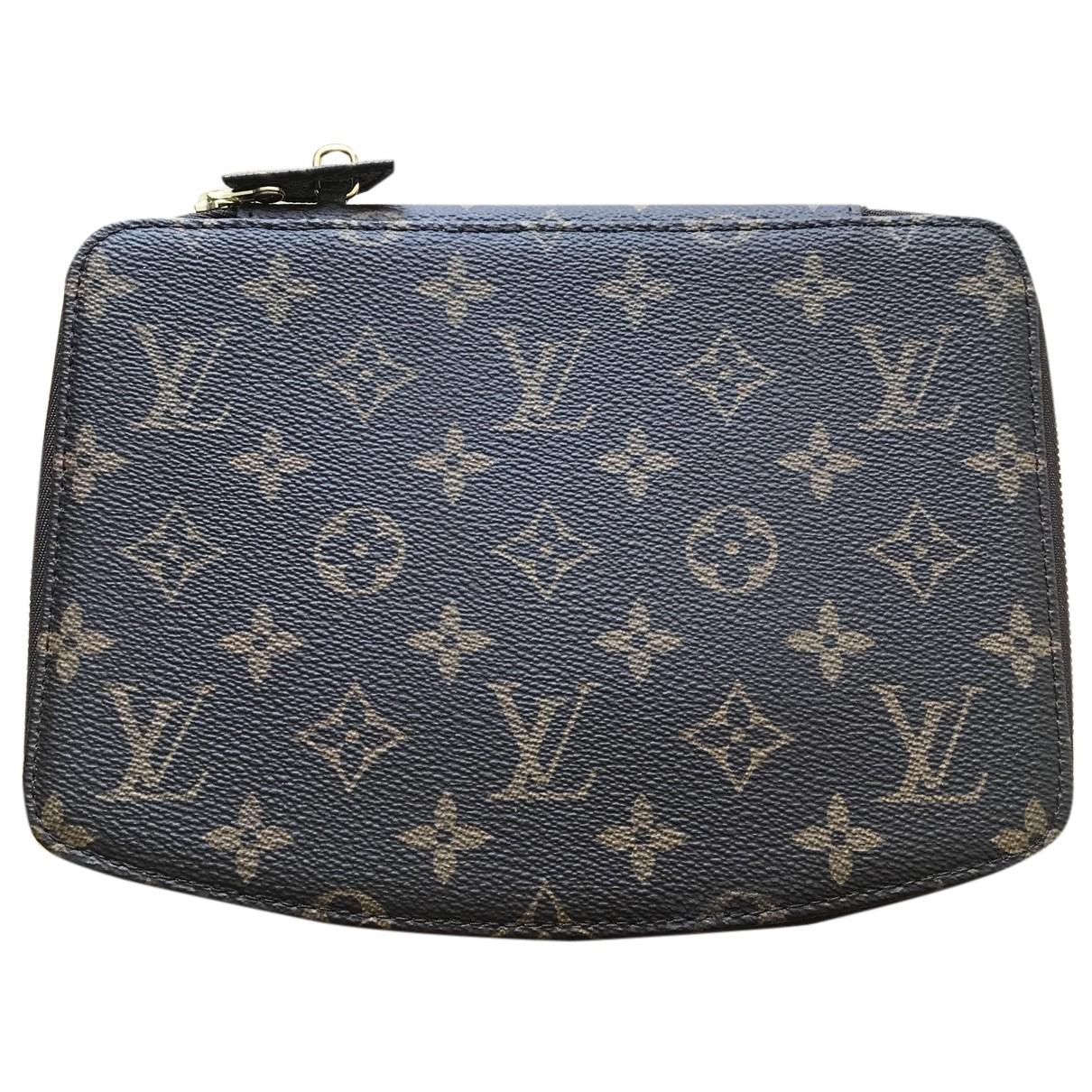 Louis Vuitton - Objets & Deco Boite a bijoux pour lifestyle en autre - marron