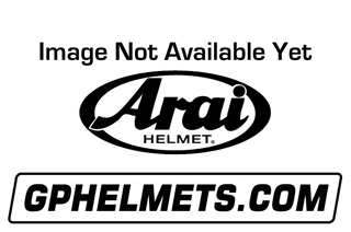 Arai Corsair-V Edwards Patriot Side Pods