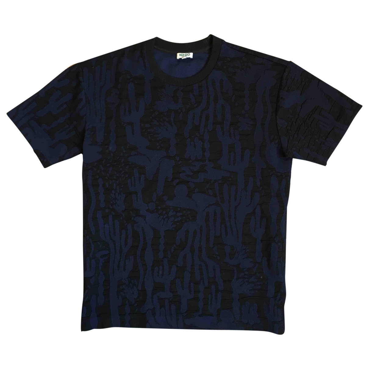 Kenzo - Tee shirts   pour homme - marine