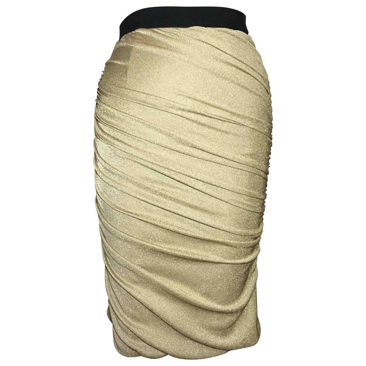 Falda midi de Con lentejuelas Dolce & Gabbana