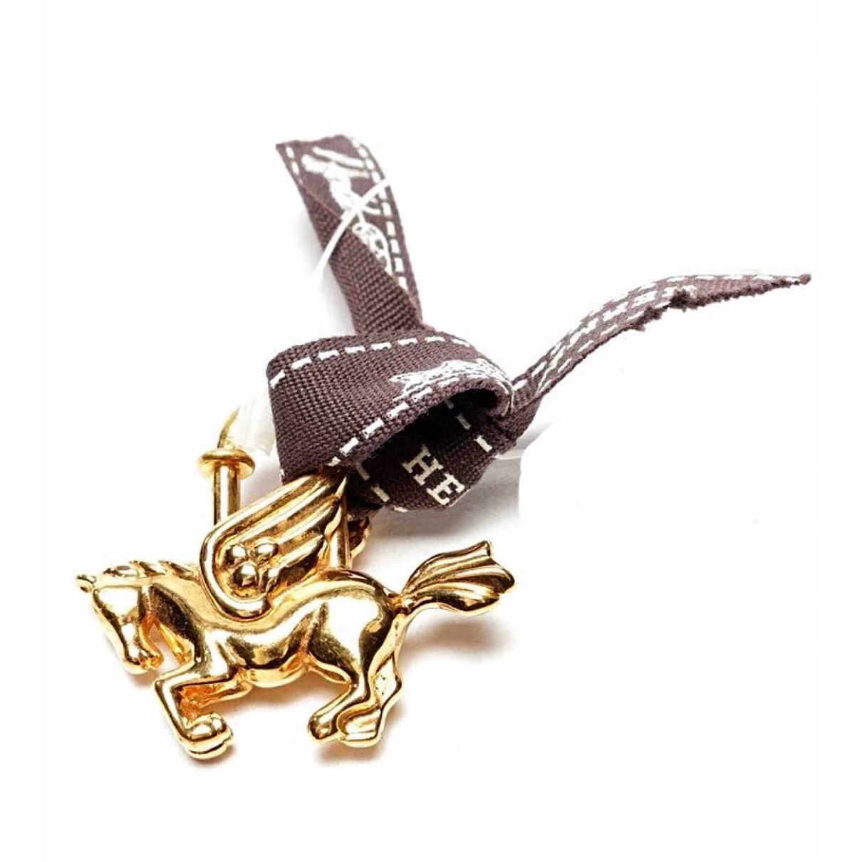 Hermes - Petite maroquinerie Paddock pour femme en autre - dore