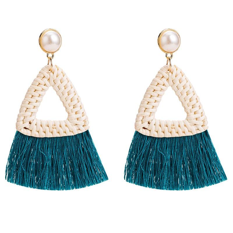 Ericdress Bohemian Handmade Party Earrings