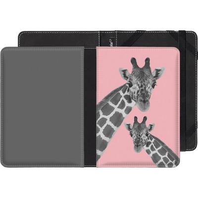 Amazon Kindle Paperwhite 4 (2018) eBook Reader Huelle - Giraffe Pride 2 von Mukta Lata Barua
