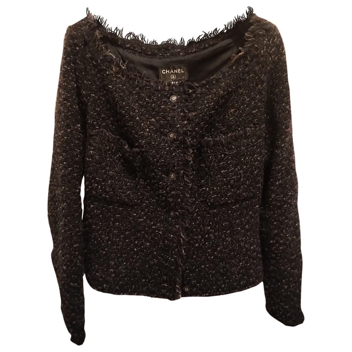 Chanel \N Wool jacket for Women 44 FR