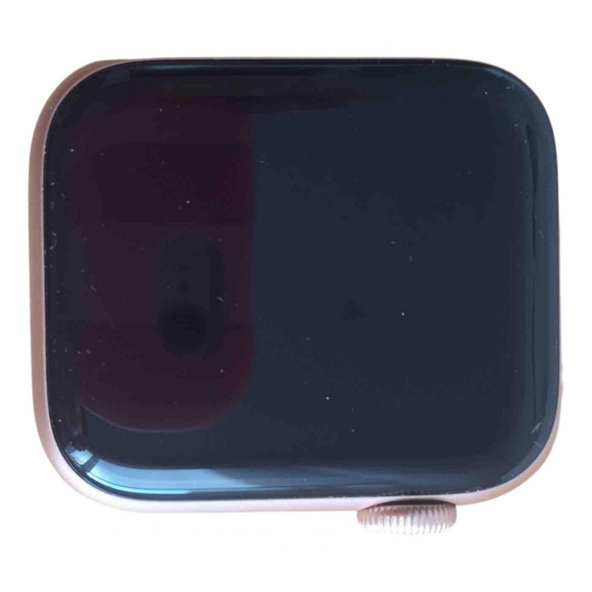 Apple - Montre Apple Watch 40mm pour femme en or rose - rose