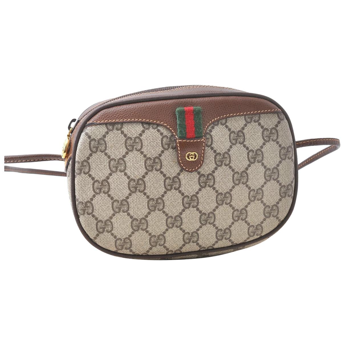 Gucci N Brown handbag for Women N
