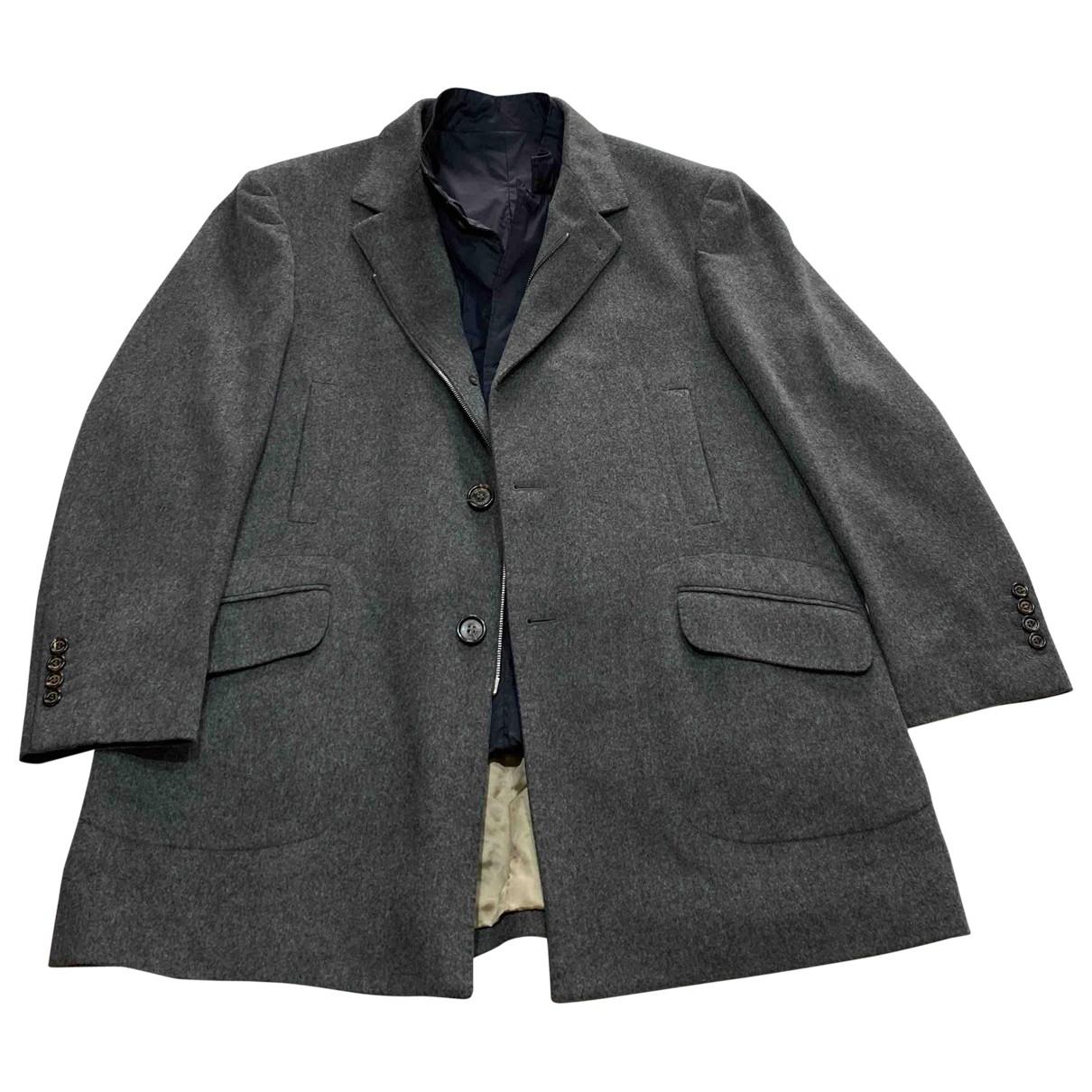 Brunello Cucinelli - Manteau   pour homme en cachemire