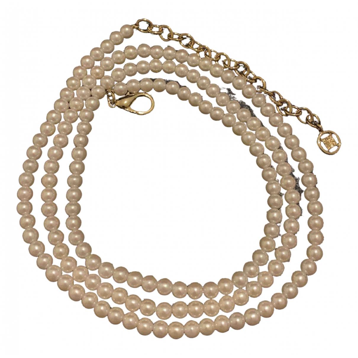 Givenchy - Collier   pour femme en perles - blanc