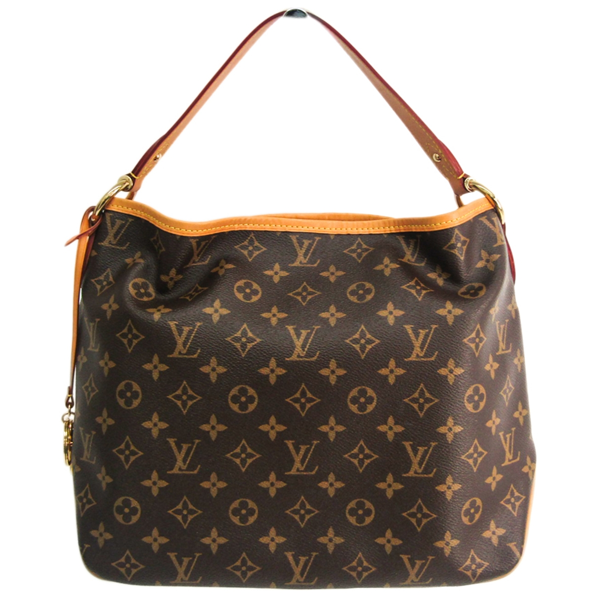 Louis Vuitton Delightful Brown Cloth handbag for Women \N